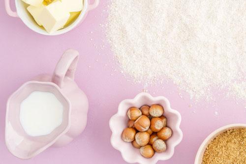 Organise your baking ingredients